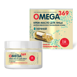 OMEGA 369 Крем-масло для...